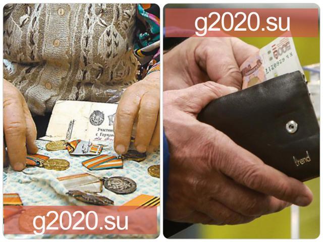 Льготы военным пенсионерам в 2020 году