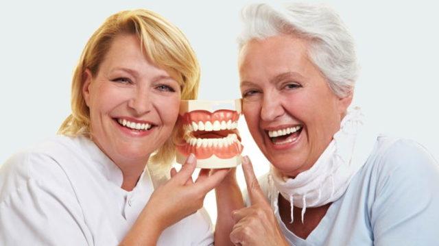 Льготное протезирование зубов чернобыльцам в 2020 году