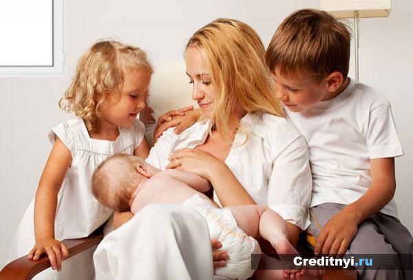 Как оформить пособие кормящим матерям 2020 году