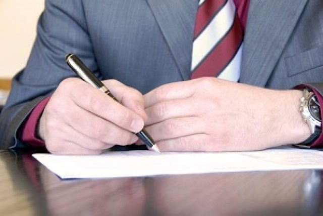 Досрочный выход из декрета: пример заявления, инструкция, приказ