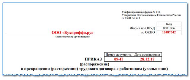 Компенсация за неиспользованный отпуск при смерти сотрудника в 2020 году