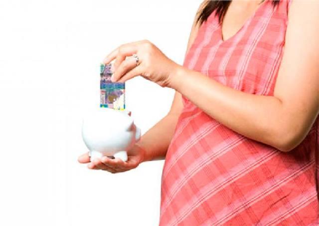 Пособия по беременности и родам студентам в 2019-2020 году