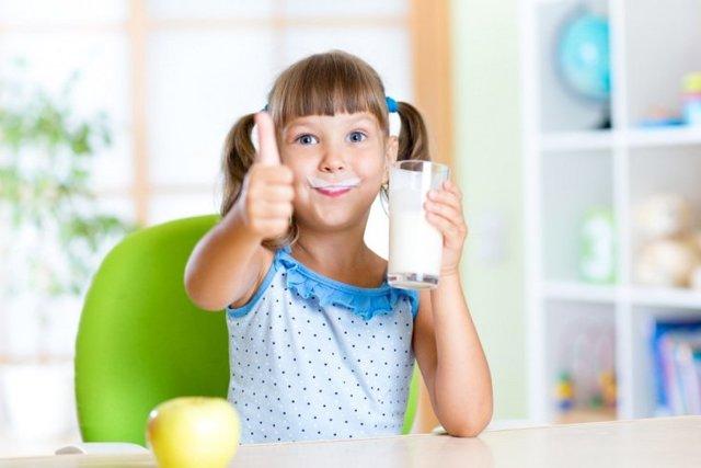 Что положено детям на молочной кухне в 2020 году