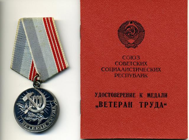 Как получить ветерана труда в Татарстане (Казани) в 2020 году