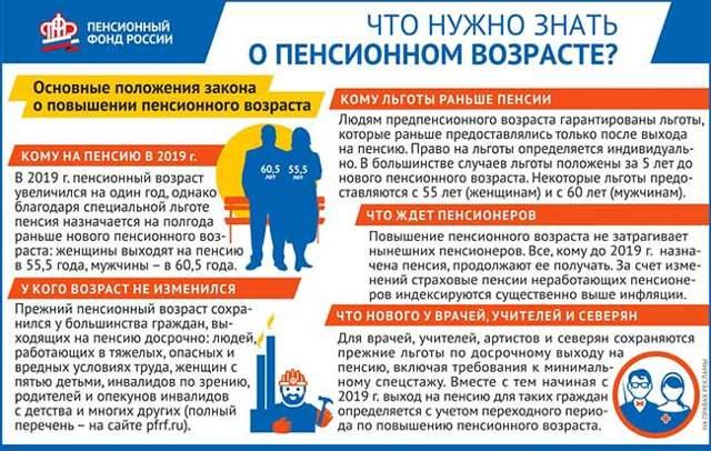 Пример перерасчёта пенсии за детей в 2020 году