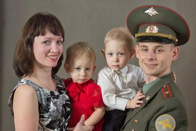 Пособие на ребенка женам военного по контракту в 2020: документы, заявление