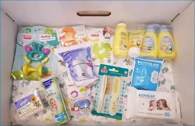 Как получить бесплатный комплект для новорожденного в 2020 году