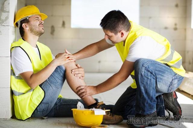 Компенсация от работодателя в связи с производственной травмой в 2020 году